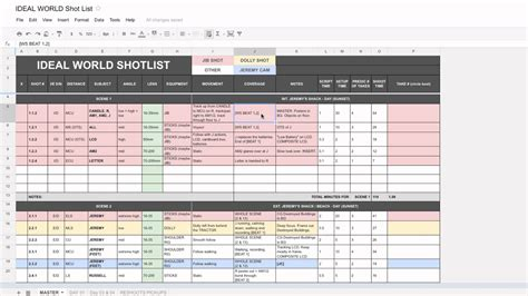 documentary production schedule template documentary production schedule template