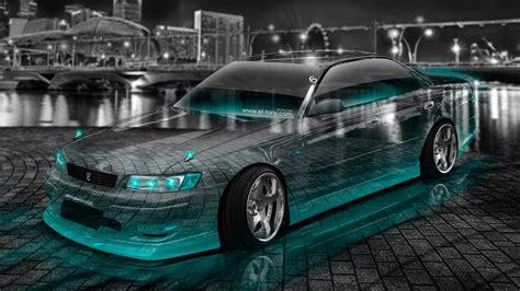 jdm tuner cars toyota mark2 jzx90 jdm tuning crystal city car 2015 el tony