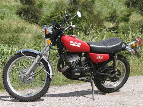 Suzuki 250 Savage Suzuki Ts 250 Savage 233 E 1975