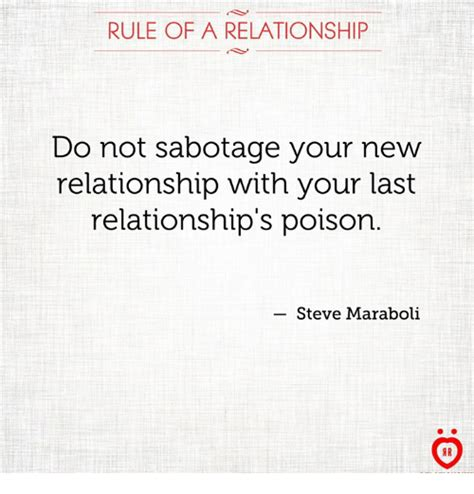Do Relationship Really Last by Rule Of A Relationship Do Not Sabotage Your New