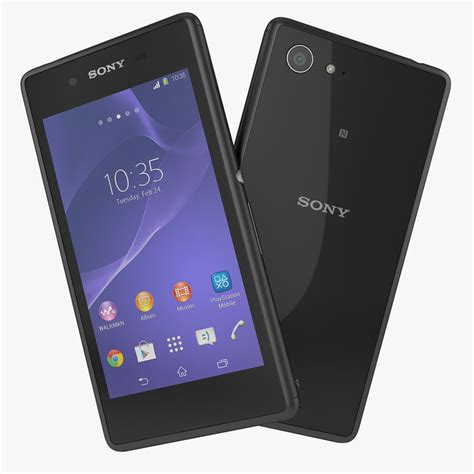 format video xperia e3 sony xperia e3 black 3d 3ds