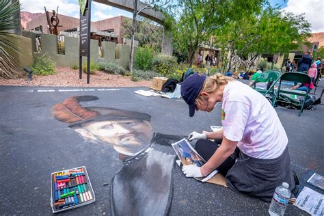 chalk paint utah kayenta gets colorful makeover at painting festival