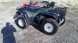 Honda Foreman 400 2001 Honda Foreman 400 For Sale In Stockton Utah