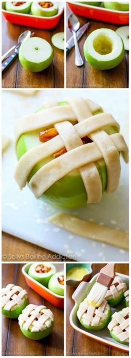 healthy apple desserts to make this fall our motivations