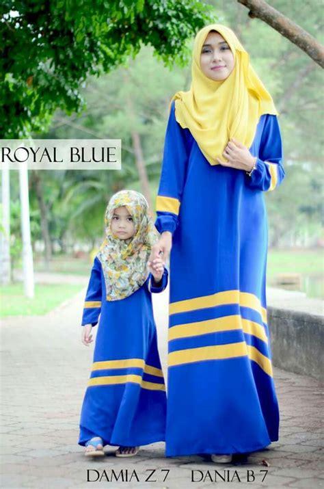 baju ibu dan anak sedondon untuk muslimah fesyen terkini ibu dan anak model baju couple modern ibu