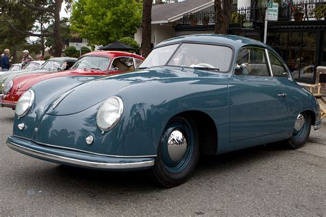 porsche 356 coupe 1950 1954 porsche 356 coupe images specifications and