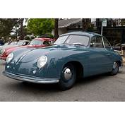 1950  1954 Porsche 356 Coupe Images Specifications And