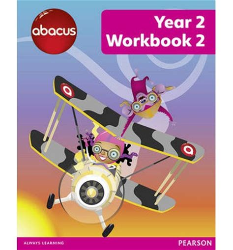 abacus year 1 workbook 140827843x abacus year 2 workbook 2 ruth merttens 9781408278451