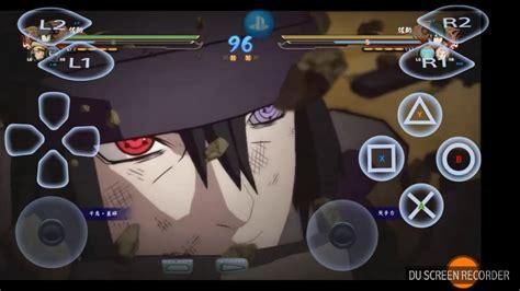 mod game android naruto game android hack mod ps4 naruto sasuke thelast vs mode