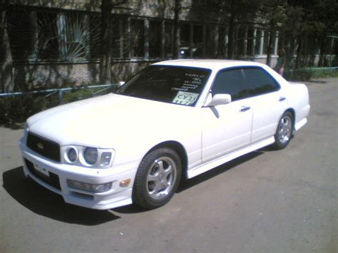 nissan gloria 1998 nissan gloria pictures 2500cc gasoline fr or rr