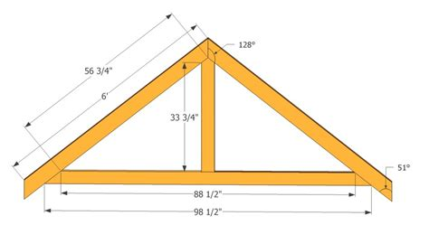 Building Rafters For Shed by Garden Shed Plans Free Howtospecialist How To Build