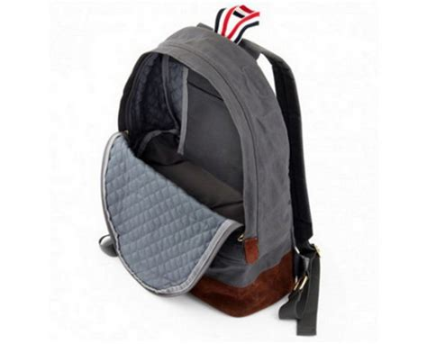 Backpack Thom Browne thom browne backpack available now freshness mag
