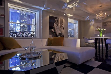 Interior Design Luxury Homes A Perfect Second Home In New York City The Paramount