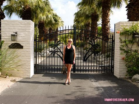 Marilyn Monroe House Address by Bing Crosby S Palm Desert House Where Jfk Trysted With