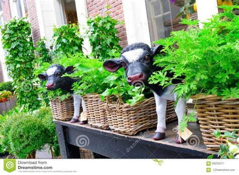 Garden Accessories Shop Garden Decorations Country Style Stock Image Image