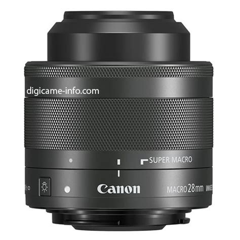 Canon Ef M 28mm F3 5 Macro Is Stm canon ef m 28mm f3 5 macro is stm images leaked cw5