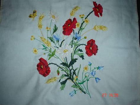 imagenes de flores bordadas a mano imagenes de flores bordadas a mano imagui