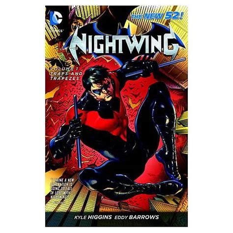 Batman Vol 9 Bloom Dc Graphic Novel Ebooke Book nightwing volume 1 graphic novel dc comics batman