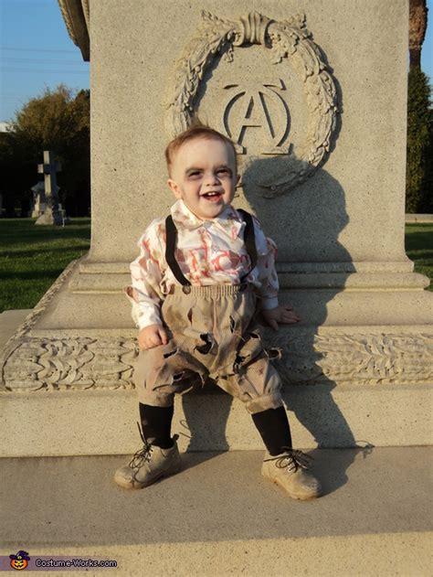 zombie baby costume photo