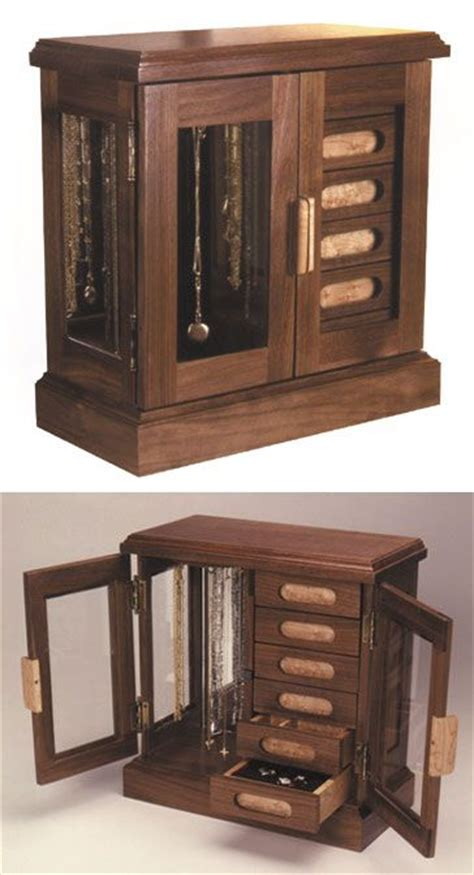 jewelry box woodworking plan  wood magazine