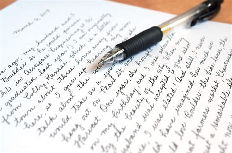 Writing Your 8 tips to improve your handwriting plus a free worksheet the postman s knock