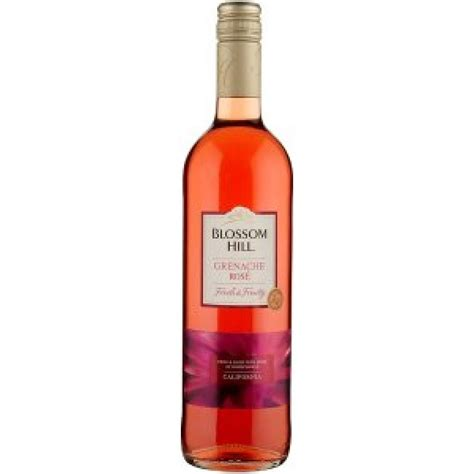 the chemistry of wine from blossom to beverage and beyond books blossom hill grenache wine 75cl