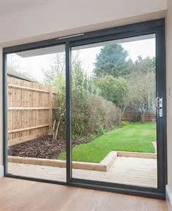 Aluminum Patio Door Aluminium Patio Doors Surrey And Middlesex Novaglass