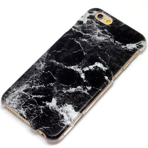 Custom Casing White Marble For Iphone 6 6 7 7 8 8 granite slab marble black style marble phone iphone