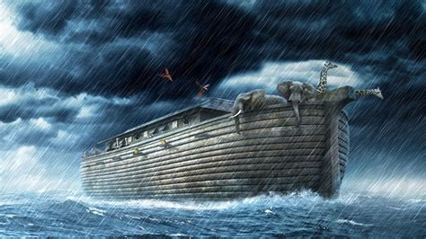 noah s the quot story quot of noah s ark do you think it really