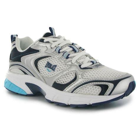 everlast womens jog ii lace up running sports shoes