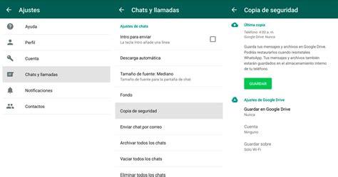 guardar imagenes google android guardar copias de seguridad de whatsapp en google drive