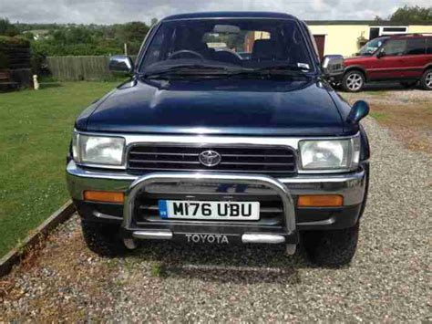 toyota surf car toyota hilux surf 3 0 diesel auto car for sale