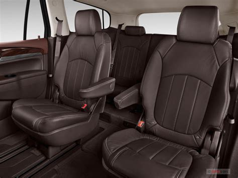 buick enclave second row bench seat 2015 buick enclave interior u s news best cars