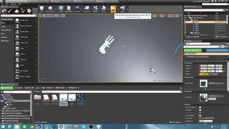 tutorial construct 2 shooter unreal engine 4 top down shooter tutorial 8 quot guns quot youtube