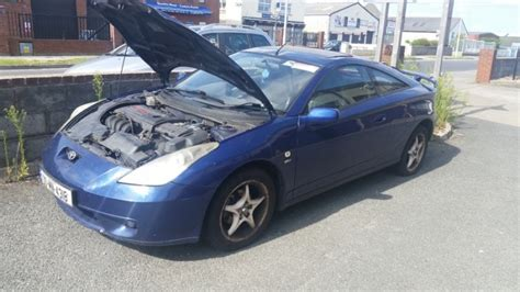 2000 celica for parts or repair for sale in baldoyle