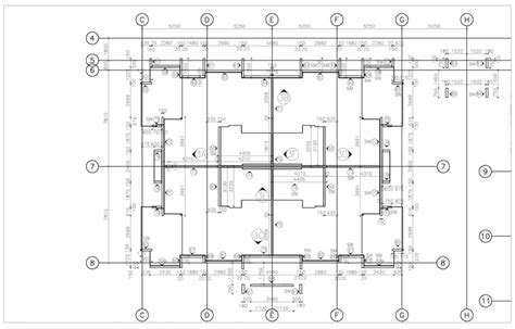 structure drawing cad portfolio professional cad outsourcing services