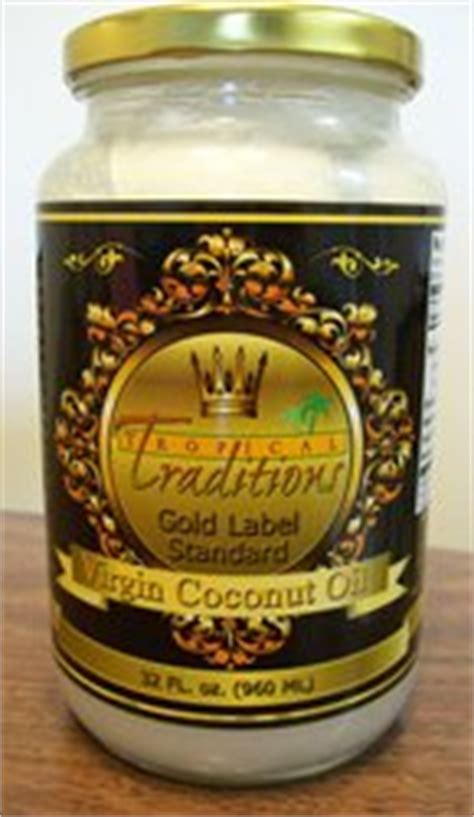 tropical traditions review my review of tropical traditions coconut