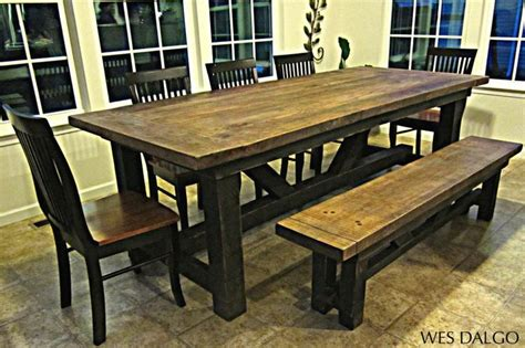european style kitchen tables best 25 farmhouse table chairs ideas on