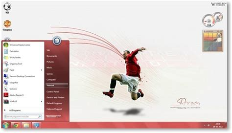 manchester united wallpaper for windows 10 manchester united fc windows 7 theme