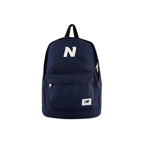 new backpacks new balance mellow backpack in navy at schoolbagstation