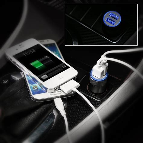 charger for car 10 best car smartphone chargers