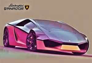 Ganador Lamborghini Lamborghini Ganador Concept Concept 2013