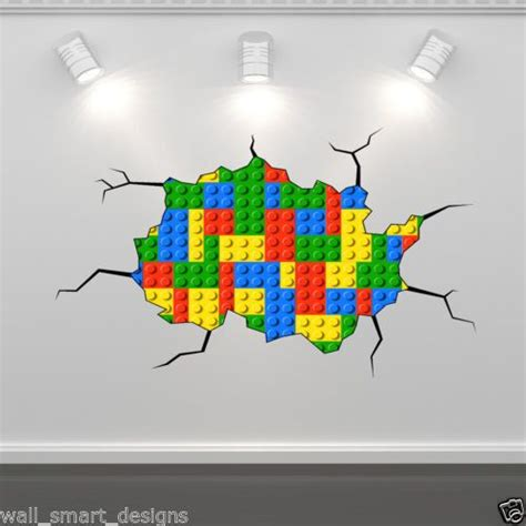 Lego Graphic 8 boy bedroom bedroom posters and poster wall on