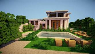 Modern Houses Minecraft Pics Photos Minecraft Modern House Pictures