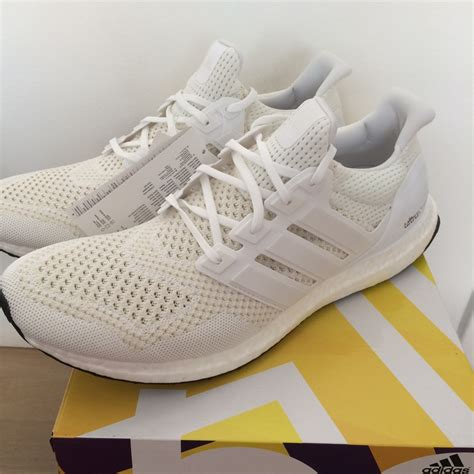 Adidas Ultra Boost White 1 adidas ultra boost white 1 0 softwaretutor co uk