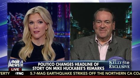 megyn kelly introduces mike huckabee with an f bomb megyn kelly to huckabee women are having sex too