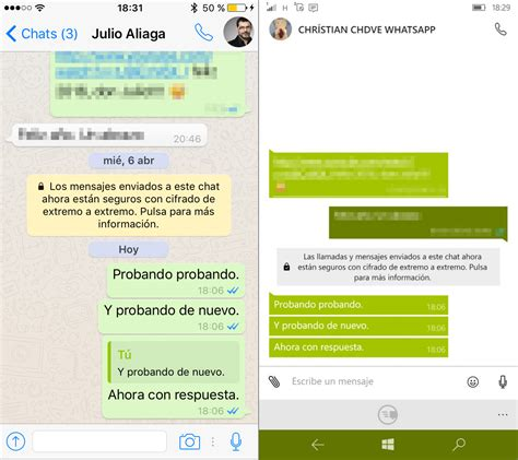 tutorial de whatsapp para iphone whatsapp c 243 mo responder y citar mensajes concretos en