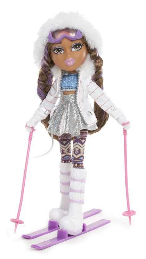 Snow Doll Wedge 5cm win 2 bratz dolls from the snowkissed collection ends