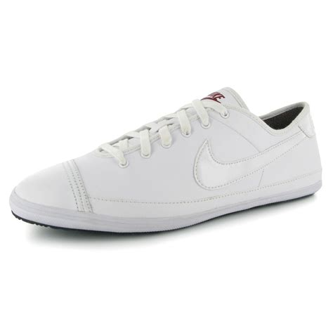 nike flash sneakers nike flash leather mens shoes trainers white sneakers
