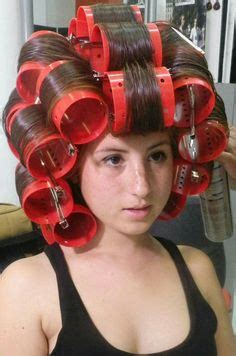 brother in curlers stories january jones as betty draper yes i do use curlers and